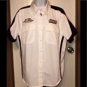 Harley-Davidson Screamin' Eagle women's button 1W
